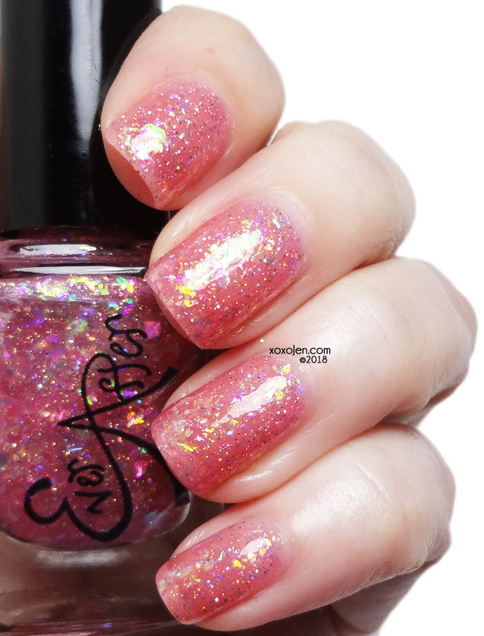 xoxoJen's swatch of Ever After You can't sit with us