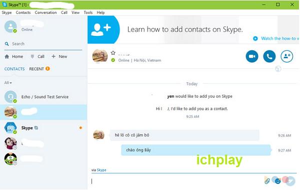 Tải Skype Tiếng Việt Cho Máy Tính (PC, Laptop) Win 7 8 8.1 10 XP Quá Dễ Dàng c