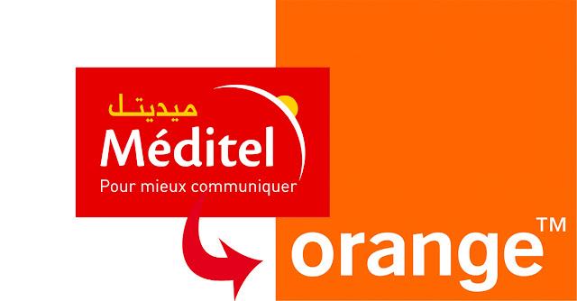 orange meditel ميديتيل أورونج