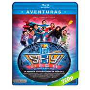 Súper escuela de héroes (2005) BRRip 720p Audio Dual Latino-Ingles