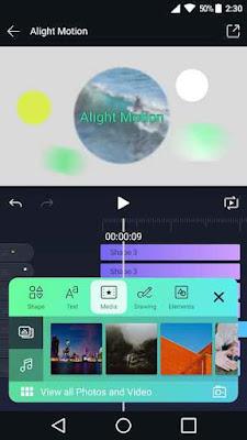 تحميل Alight Motion - Video and Animation Editor