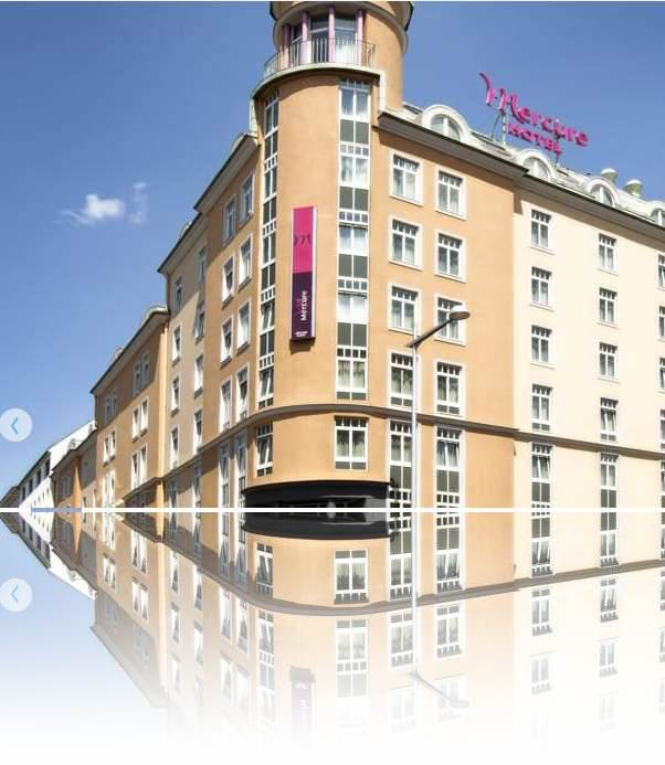 Nh Hotel Wien Collection