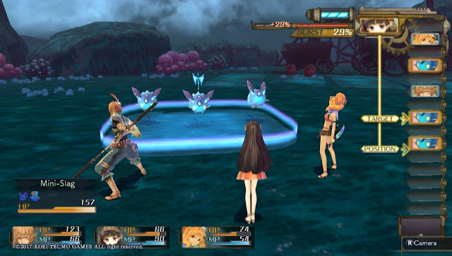 Atelier Shallie on PlayStation Vita review