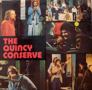 Quincy Conserve ‎ The Quincy Conserve 1975