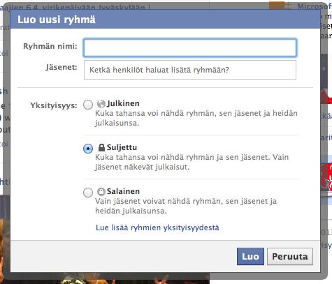facebook päivityksen poistaminen