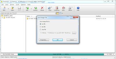 Assalamu Alaikum dan selamat malam para sahabat blogger semoga senantiasa tetap berada dal Cara Membuat Windows7 All In One