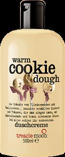 Preview: Treaclemoon - warm cookie dough - www.annitschkasblog.de