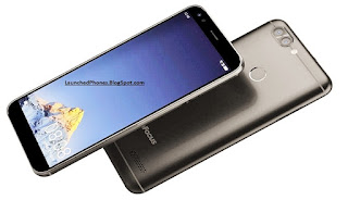 This is the upgraded variant of the Vision  Infocus novel mobile Vision iii Pro launched