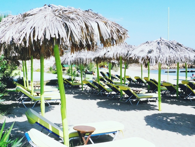 Viva Punda beach club Paros