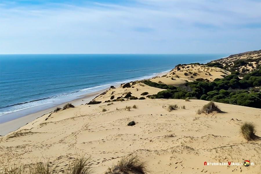 Playa Laguna del Jaral, Huelva