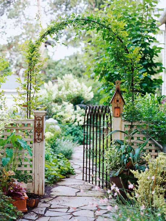 Lady Anne S Cottage Charming Garden Gateways