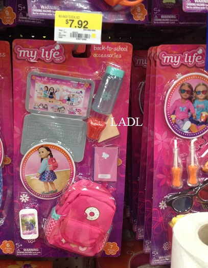 Living A Doll's Life : *In Store Report* My Life As ...