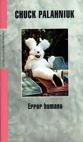 Error humano – Chuck Palahniuk