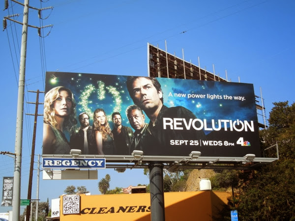 Revolution season 2 billboard