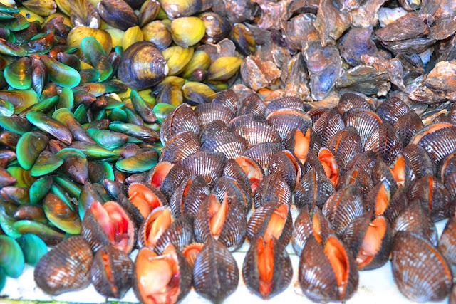 Boracay food