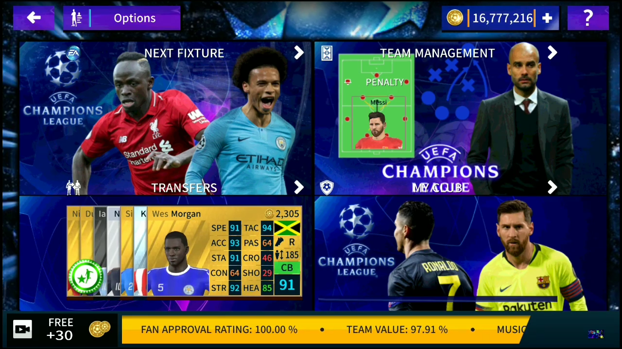 download game mod dream league soccer 19