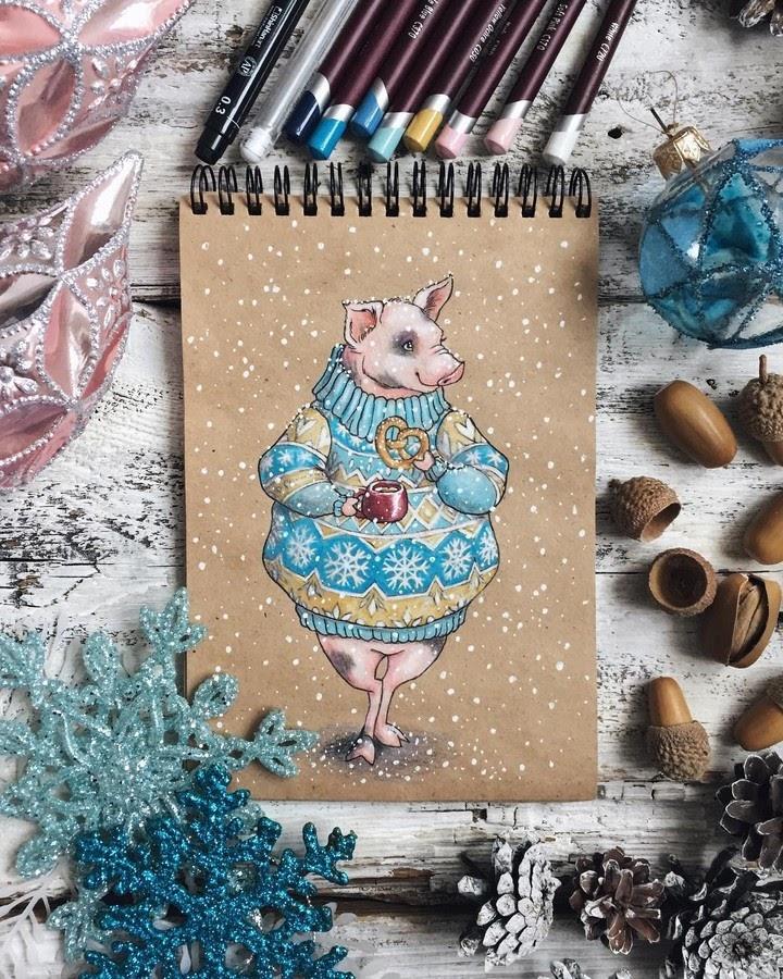 01-Pig-Lia-Selina-www-designstack-co