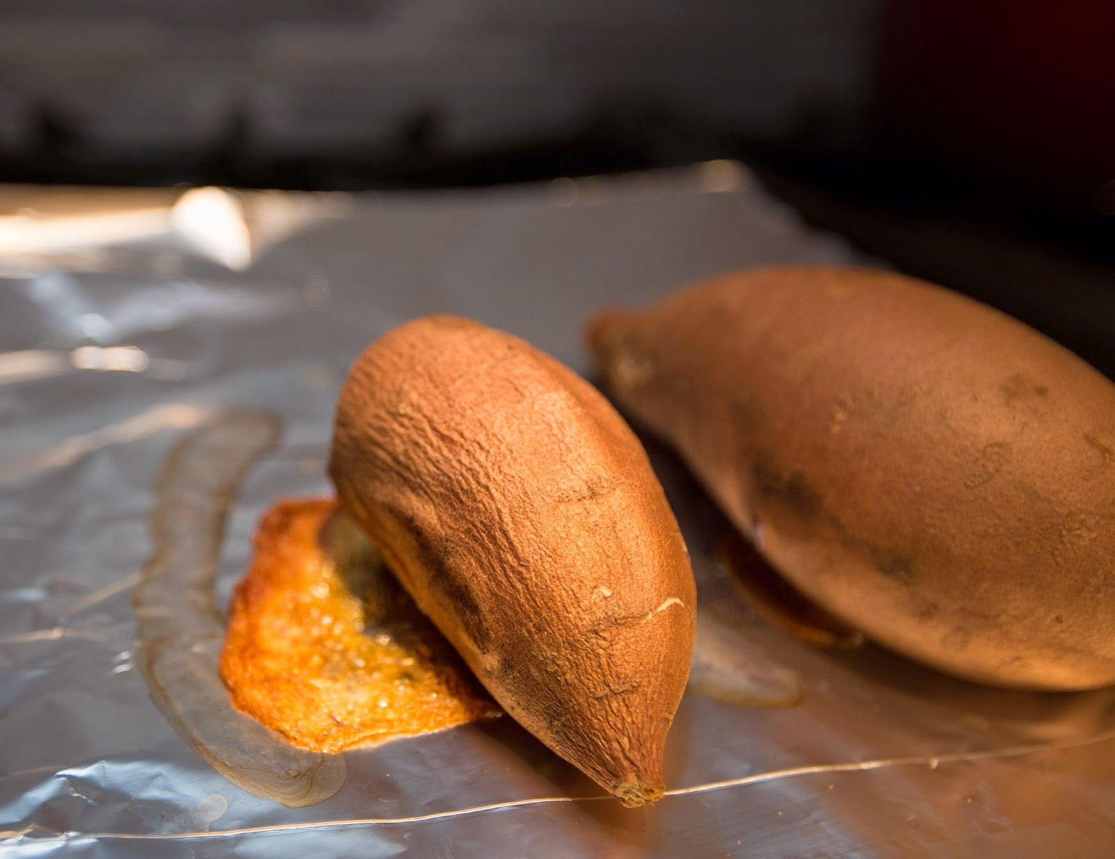 sweet potato oat almond flour