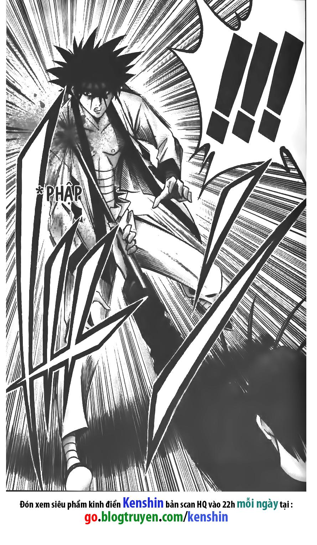 Rurouni Kenshin chap 48 trang 19