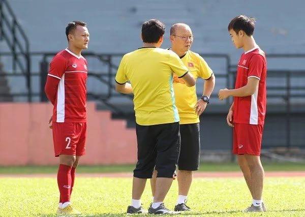 Đội tuyển Việt Nam đón cùng lúc 2 tin vui trước trận chung kết với Malaysia