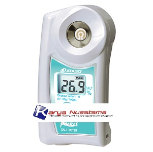 Jual Atago PAL ES3 Hand Held Digital Salt Meter di Malang