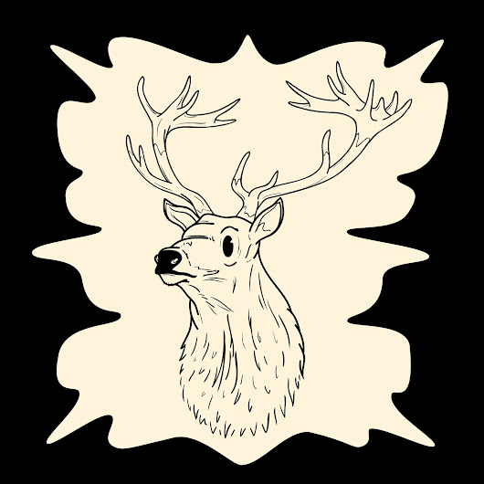 Stag Illustration