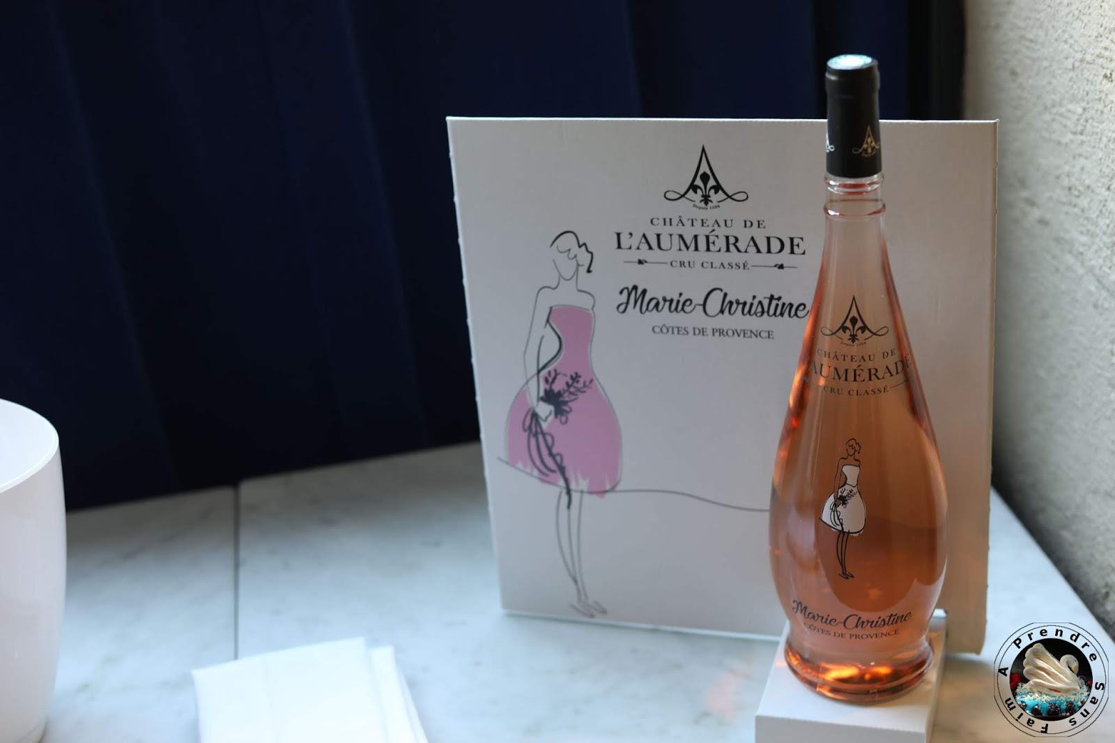 Découverte des vins Fabre en Provence au restaurant Substance