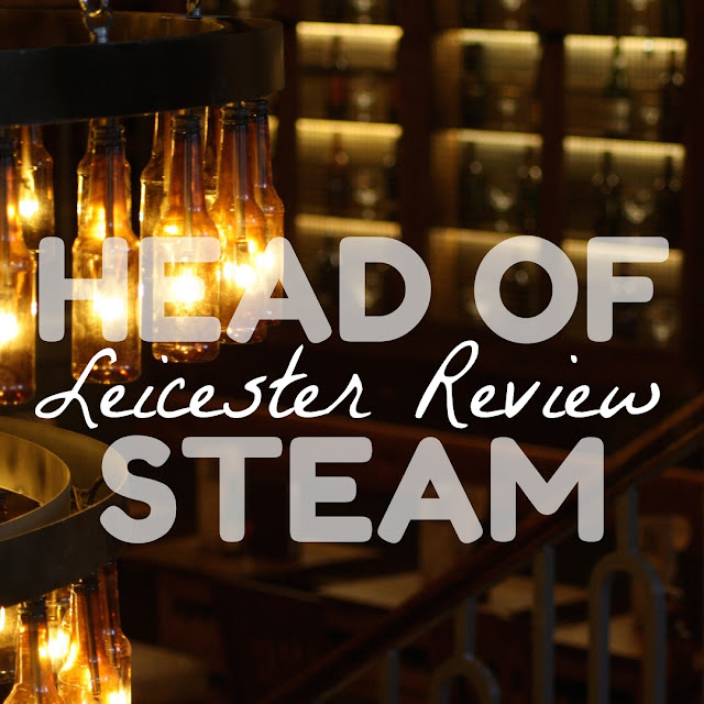 Head of Steam Leicester pub food review