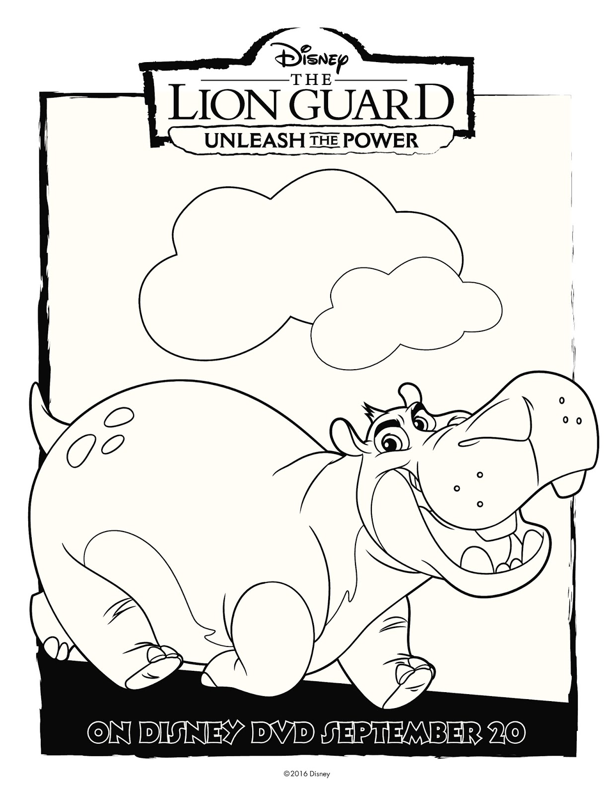 Lion guard coloring book - The Lion Guard Coloring Sheet Beshte