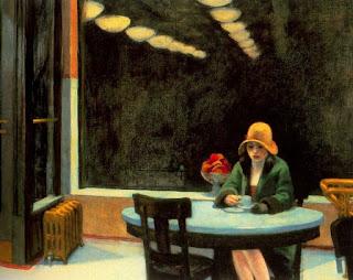 L'Automate de Edward Hopper (1927)