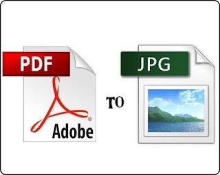 Convert File PDF ke JPG dan Sebaliknya di Ubuntu