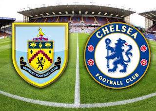 Chelsea vs Burnley FC 2-1
