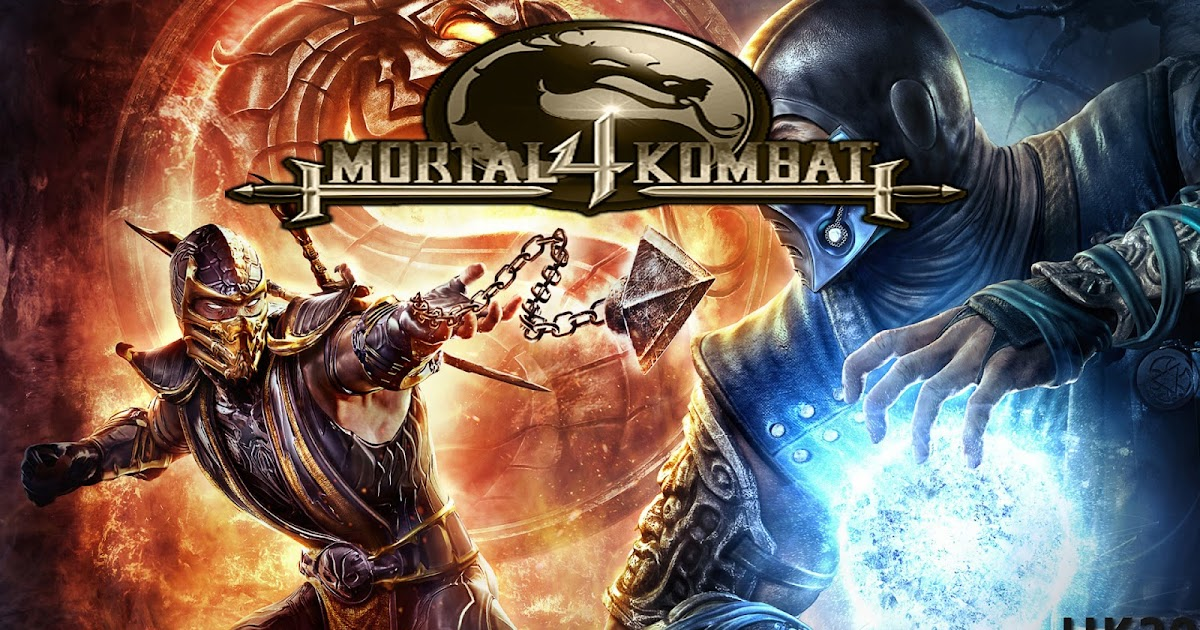 Mortal Kombat 4 PC Game Highly Compressed 38 MB - highly compressed games under 10mb to 50mb and ...