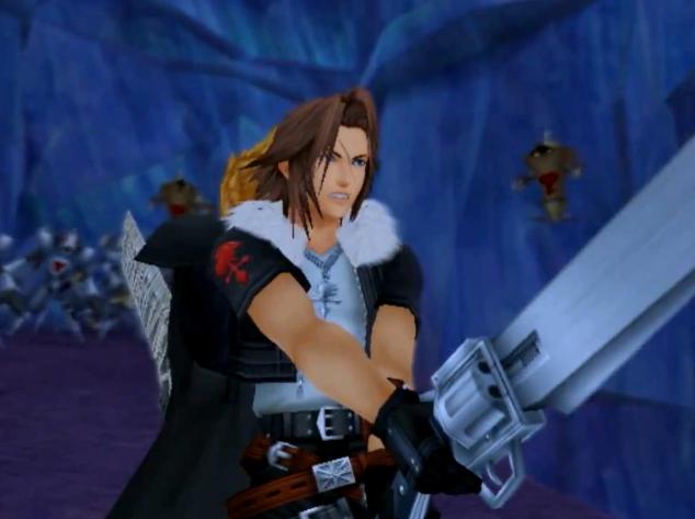 Rar Babbles: Final Fantasy 八 / 8 / VIII