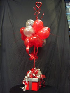 Heart Balloon With Box