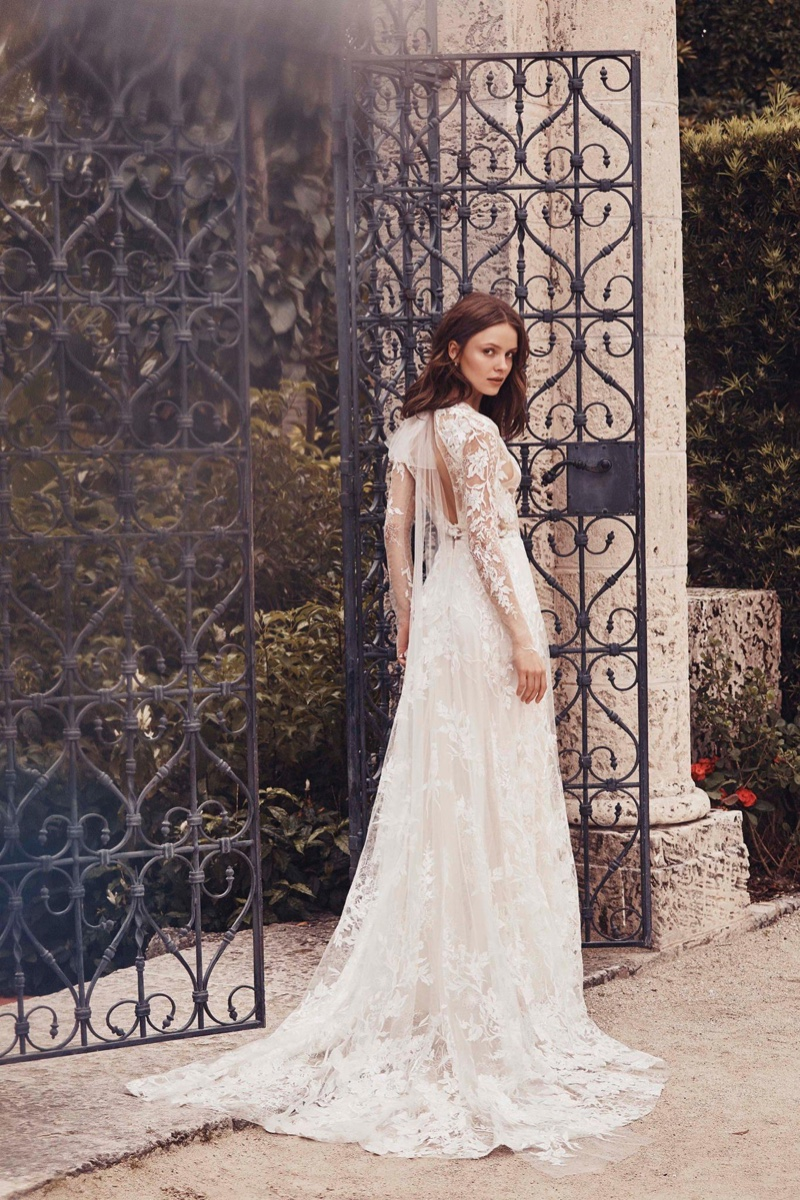 Monique Lhuillier Bridal Spring/Summer 2019 Collection