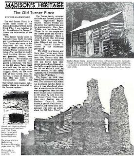 Image: Photomontage of 'Old Turner Place.'