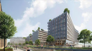 GRAND PARIS aims to be green