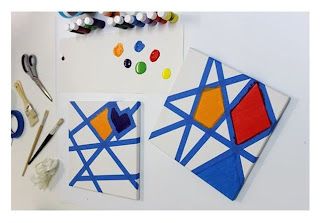 Cara Membuat Kerajinan Tangan Yang Mudah, Lukisan Anak 4