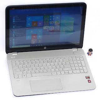 Laptop Gaming HP ENVY M6 AMD FX-7500