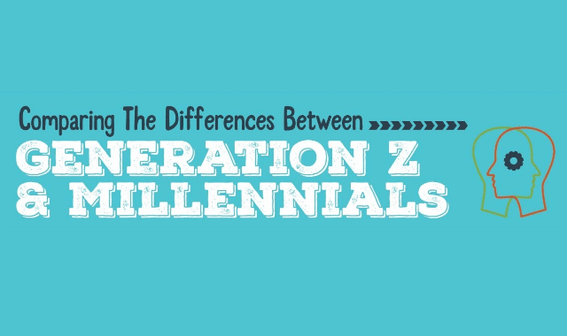 Comparing The Differences Between Generation Z & Millennials