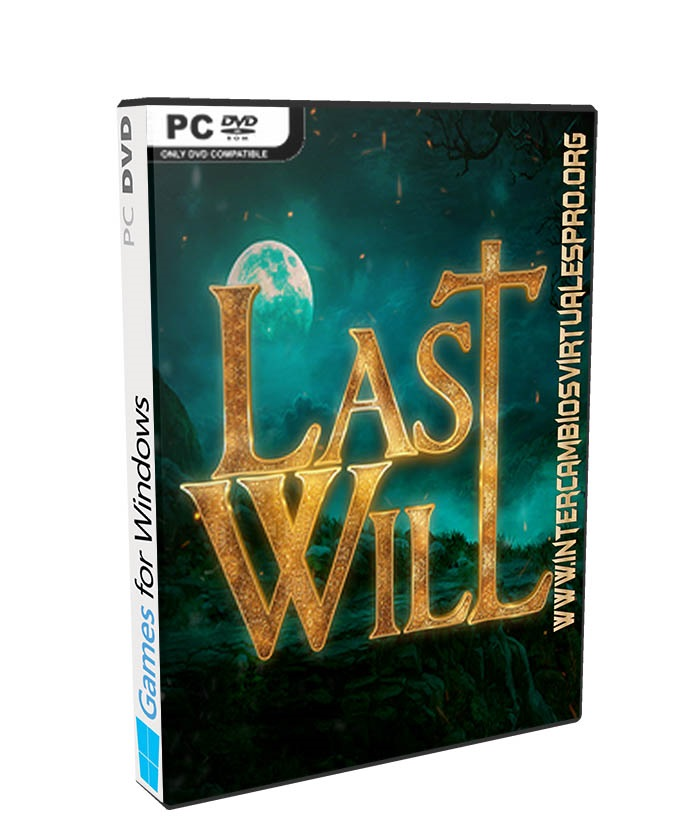 last will poster box cover