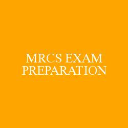 MRCS Exam Preparation