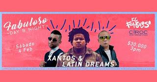 DAY & NIGHT - Xantos y Latin Dreams