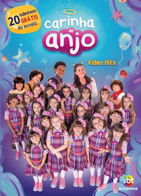 DVD de Carinha de Anjo - Divulgação