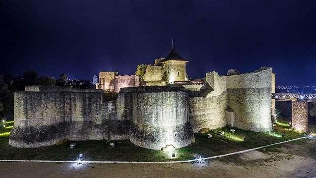 Foto Cetatea de Scaun a Sucevei