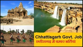 cg govt Jobs - chhattisgarh Government jobs