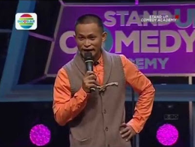 Fadil Jakarta stand up comedy academy indosiar