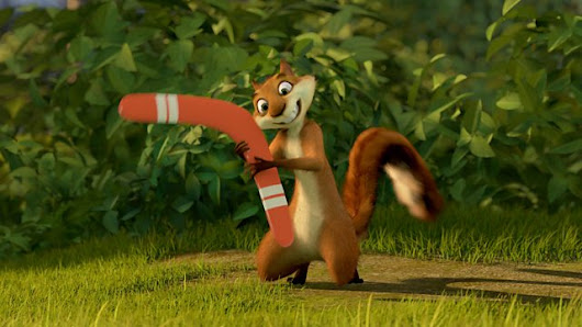 "Over the Hedge: ""Hammy's Boomerang Adventure"" (2006)"
