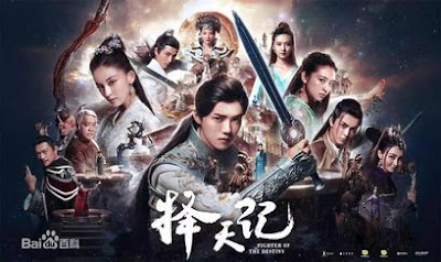 Sinopsis dan Jalan Cerita Drama Seri Fighter of the Destiny